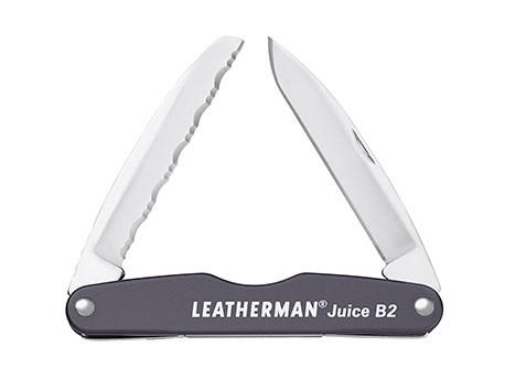 Leatherman Juice B2 Granite Gray