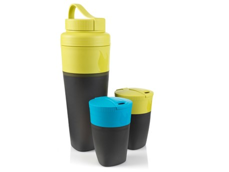 LMF Pack-up-Drink Kit LimeCyan Blue