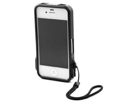 T-Reign iPhone 4s Case Black