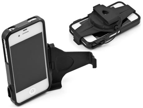 T-Reign iPhone 4s HolsterCase Black