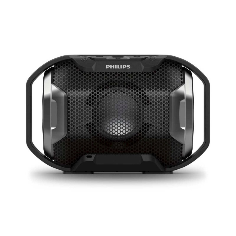 Philips ShoqBox Wireless Portable Speaker 4W - black