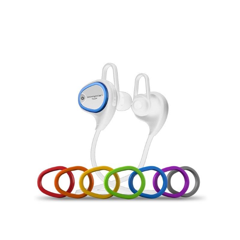 Xoopar Ring Earbuds - black