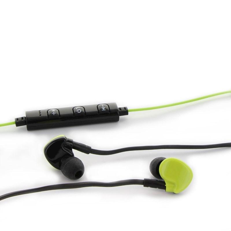 FlexSport Wireless Earbuds - black