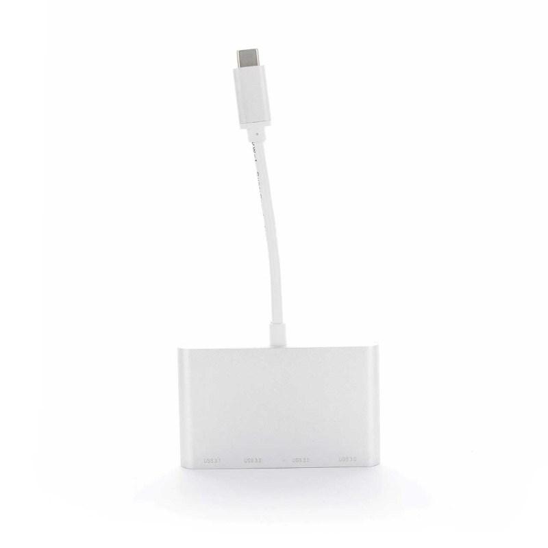 USB-C Hub - black