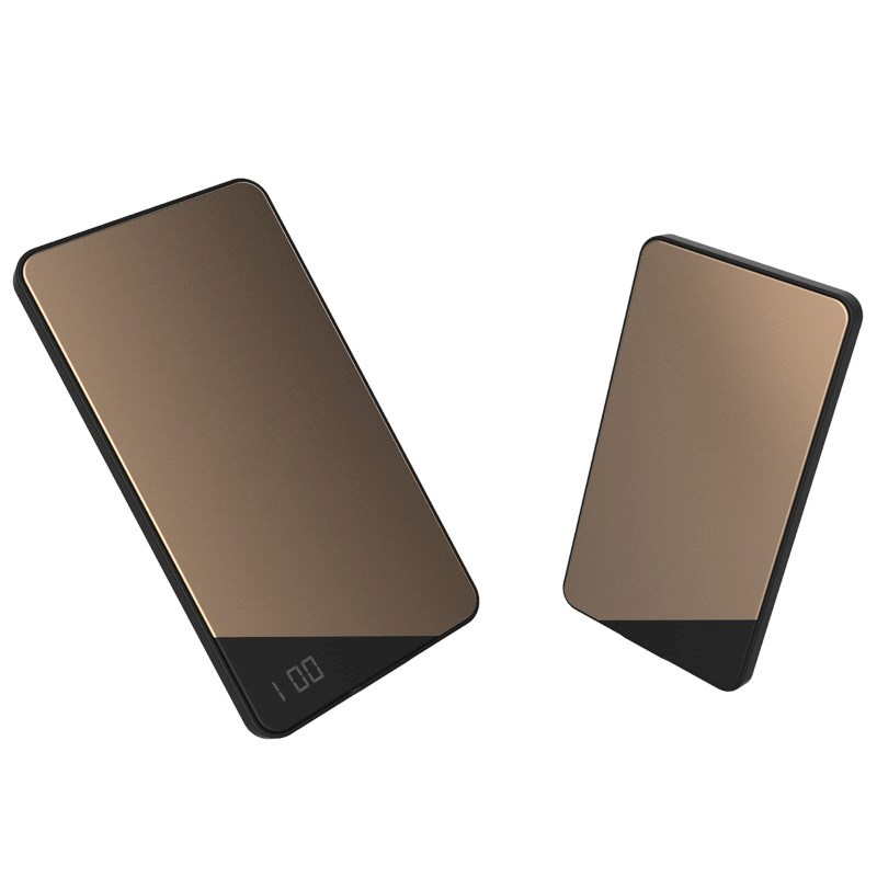 Xoopar Air PowerBank 4000 mAh - dark grey