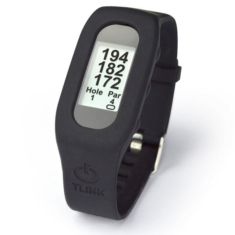 Golf GPS Tracker - black