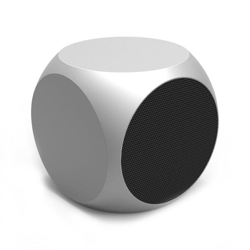Xoopar Xquare 2 Bluetooth Metal Speaker - black