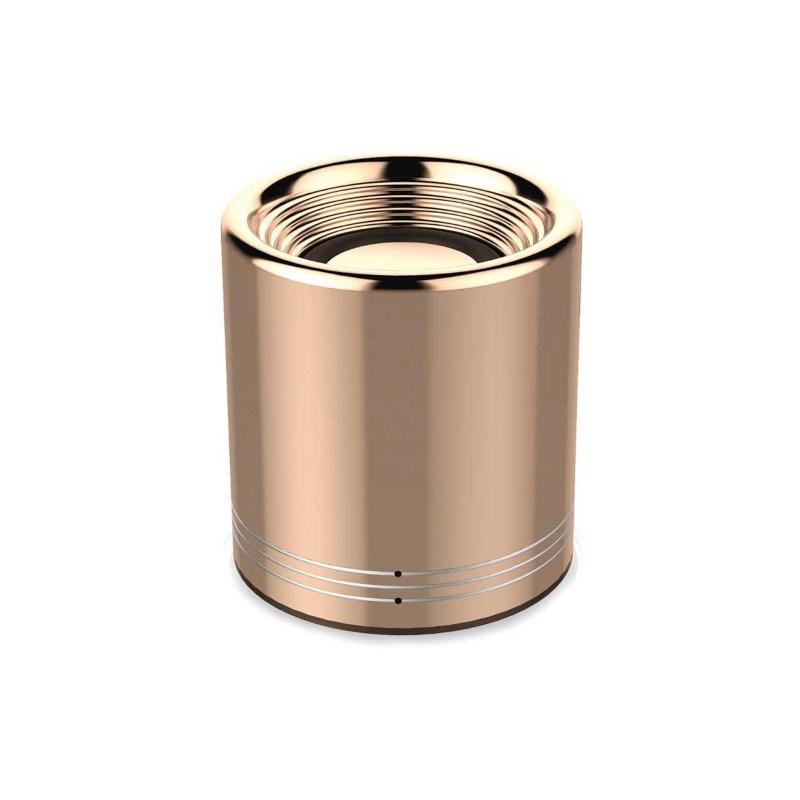 Xoopar Volcano II Wireless Metal Speaker - gold