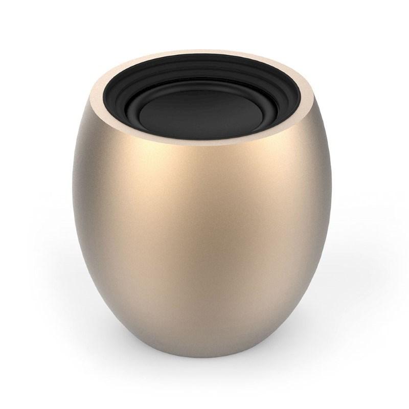 EX-Stream Bluetooth Speaker - gold
