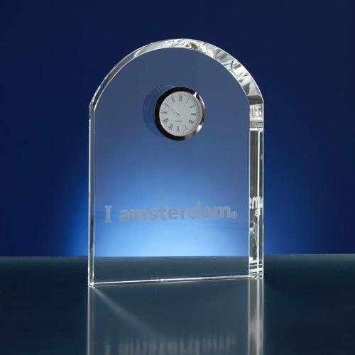 Klokje van glaskristal