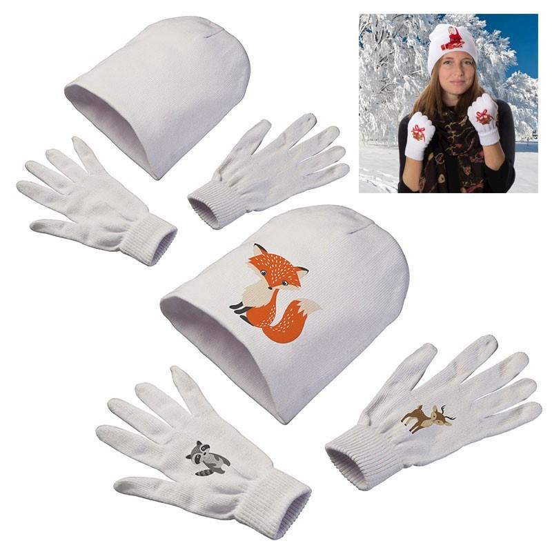 Muts en handschoenen Utrecht