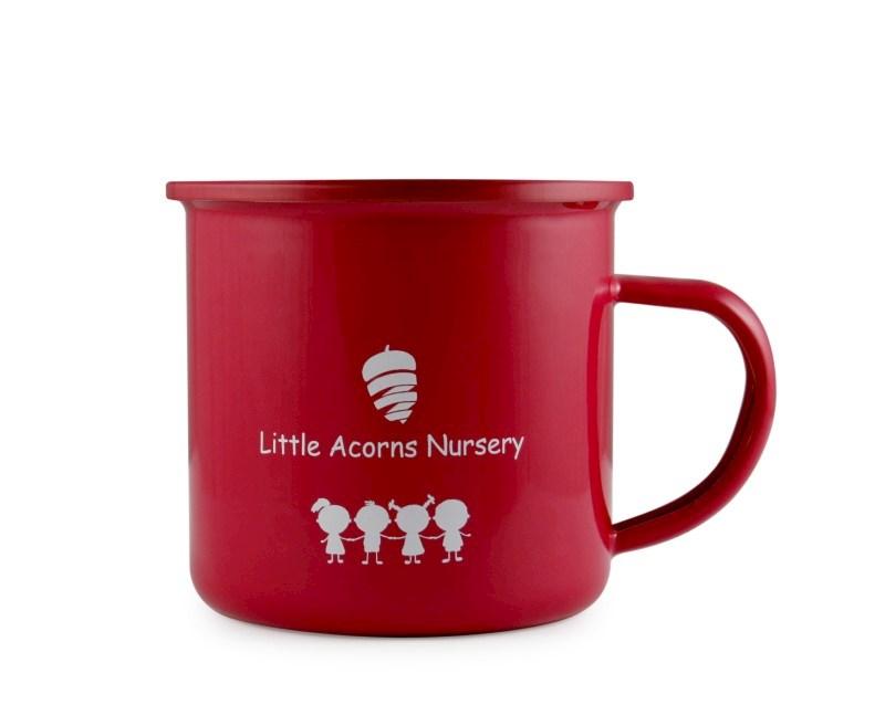 Enamel ColourCoat Mug