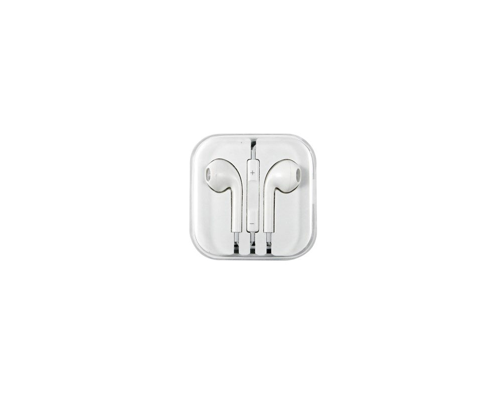 UK Stock Ear Buds - Zwart