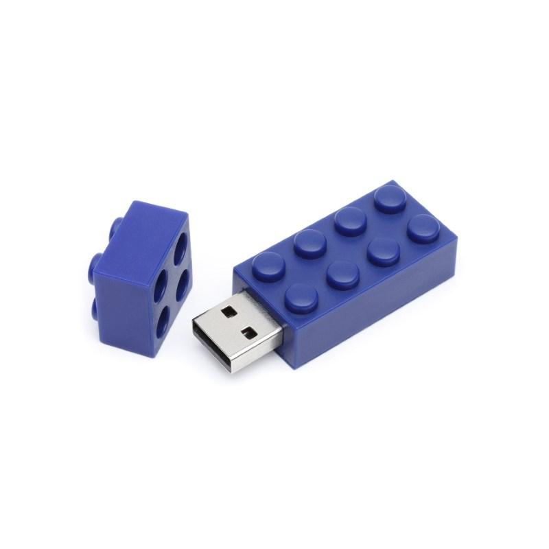 Brick USB FlashDrive Rood