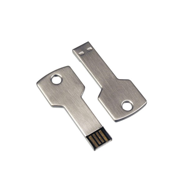 Key USB FlashDrive Rood
