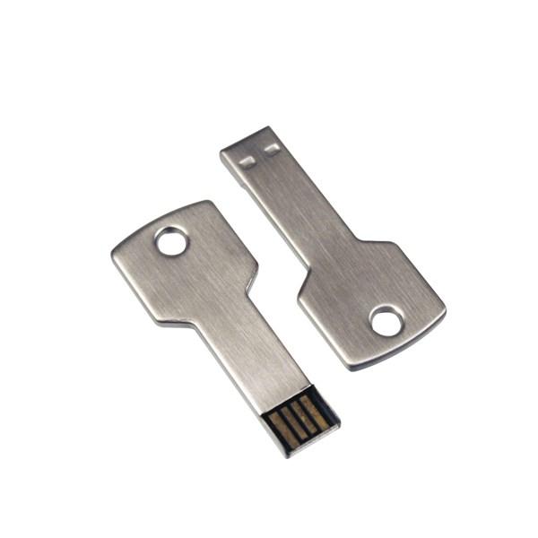 Key USB FlashDrive Zwart