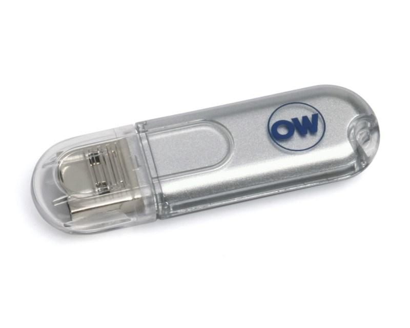 Mini USB FlashDrive Oranje