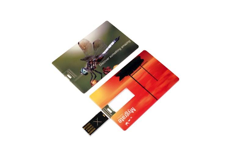 UK Stock Card Wafer2 FlashDrive