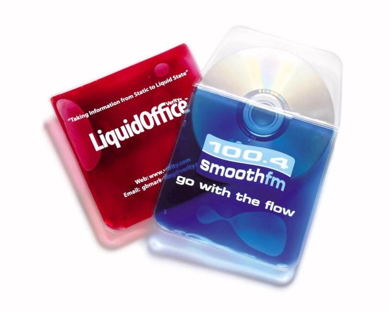 Aqua CD Pocket
