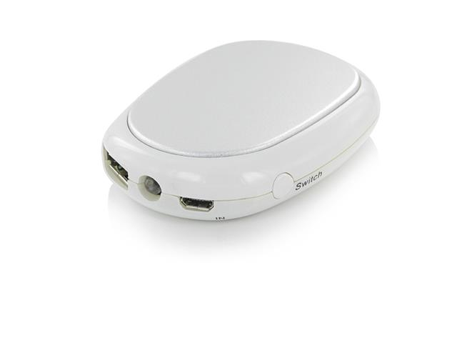 Multifunctional battery with hand warmer function