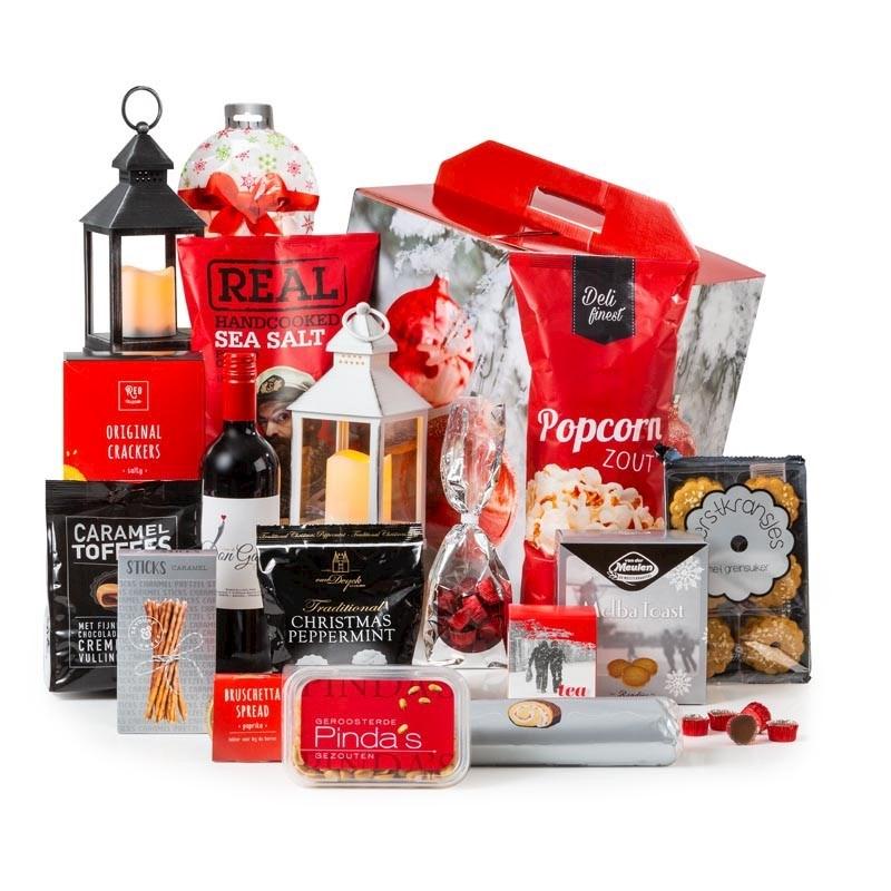 Kerstpakket Kerst Box