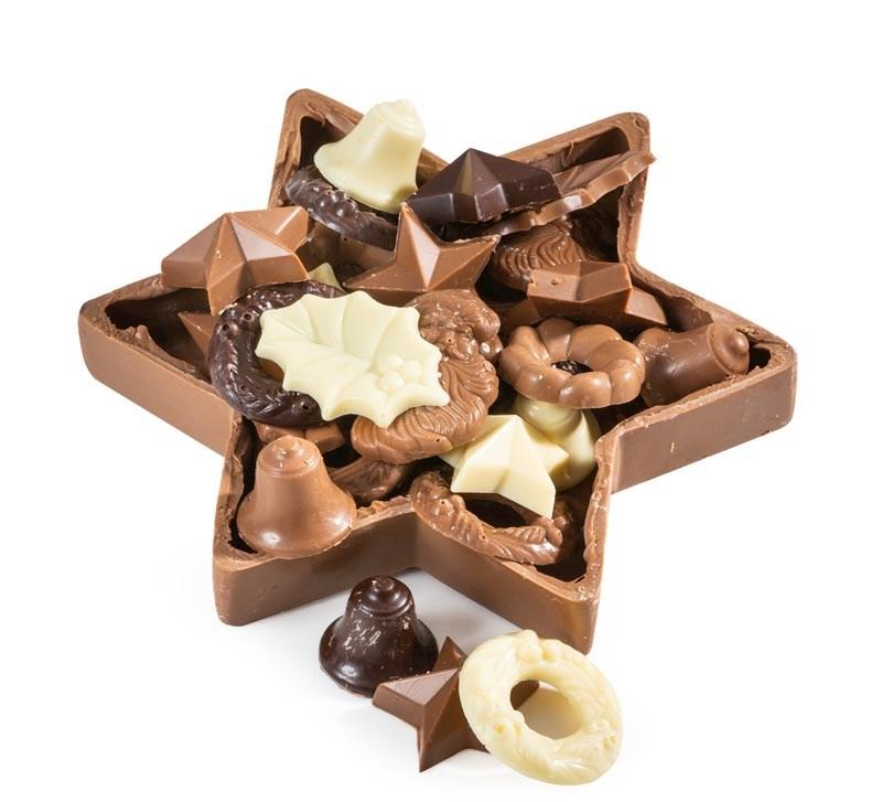 Kerstpakket Choco Star