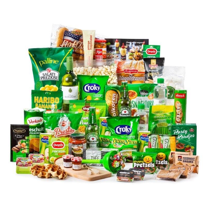 Kerstpakket Groots in Groen