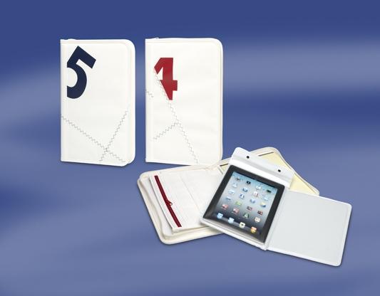 A4 Schrijfmap Met Waterdichte iPad-Hoes