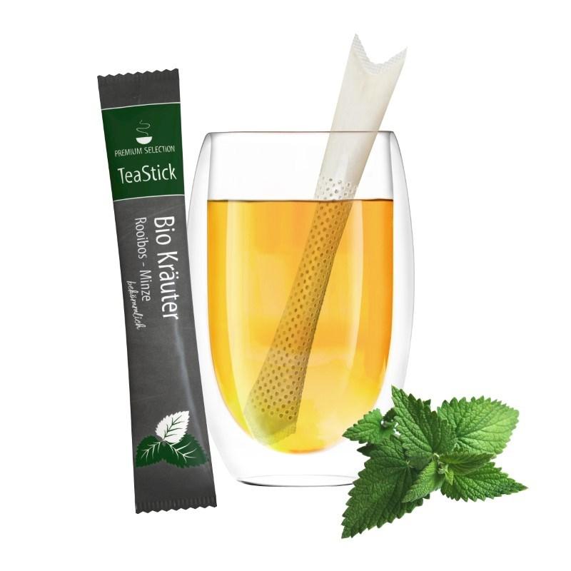 Biologische TeaStick - Premium Selection