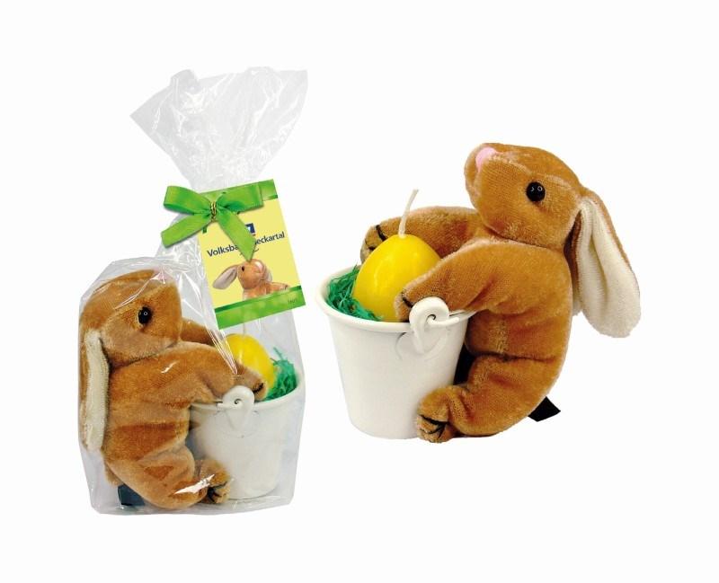 Gift Set Rabbit, incl. 1-4 c digital printing