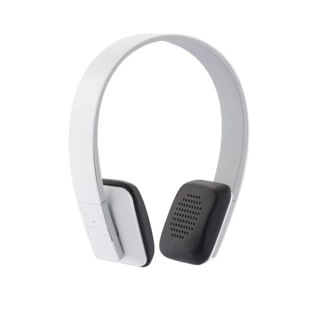 Stereo draadloze hoofdtelefoon, wit