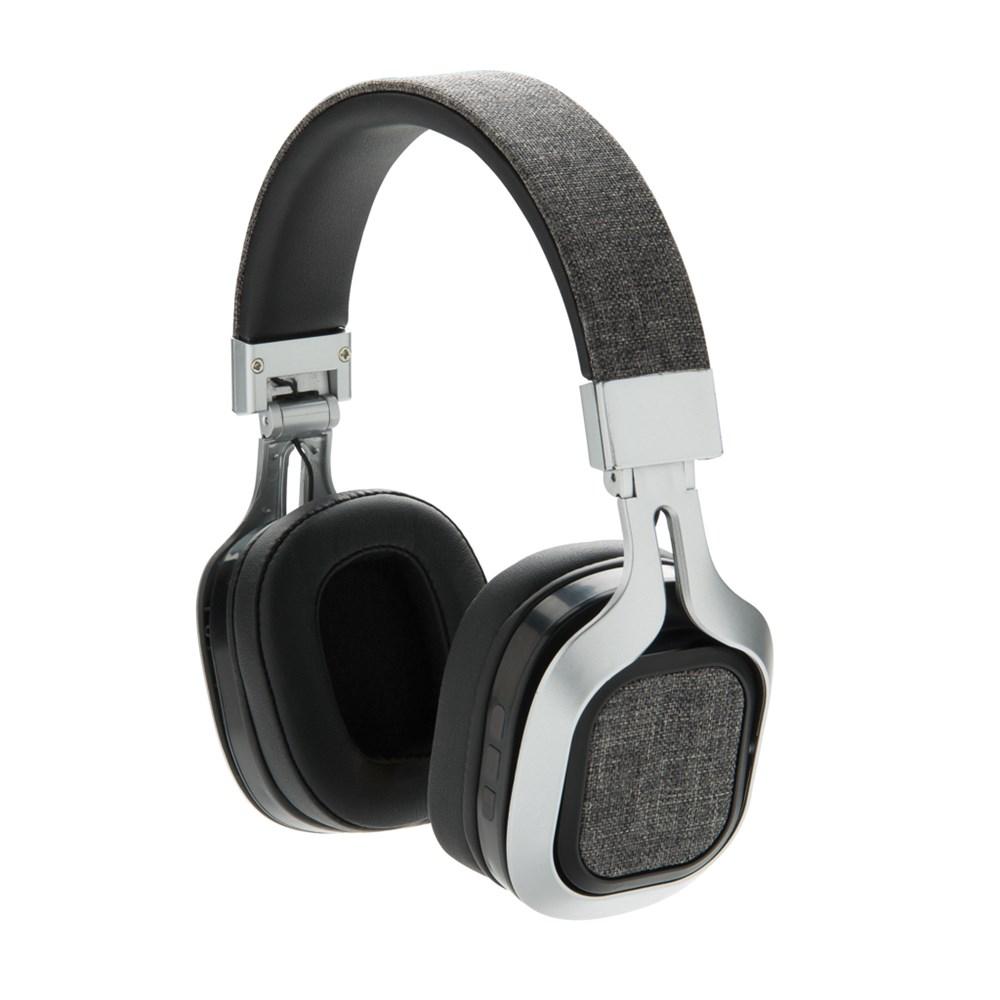 Vogue hoofdtelefoon, grijs