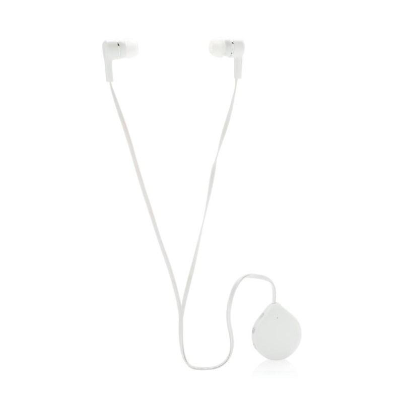 Draadloze oortelefoon met clips, zwart