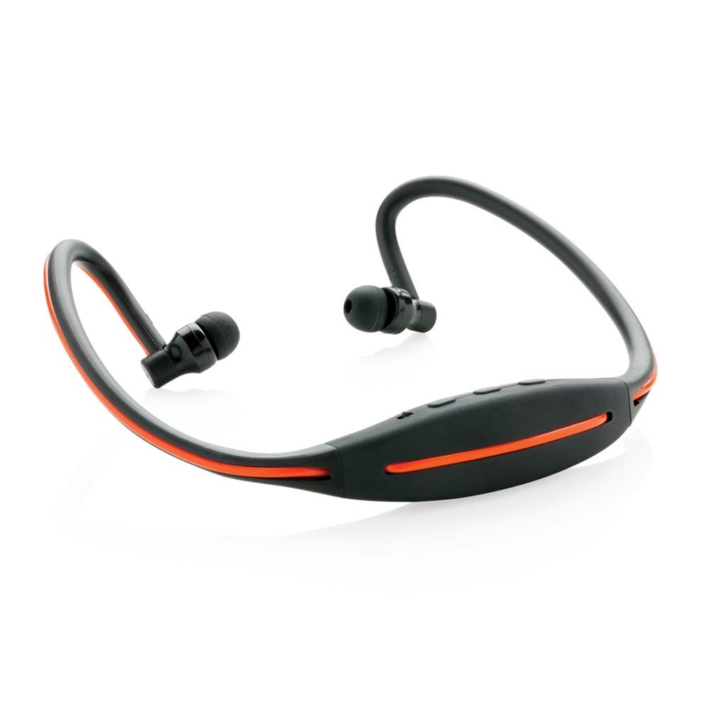 Running LED hoofdtelefoon, zwart