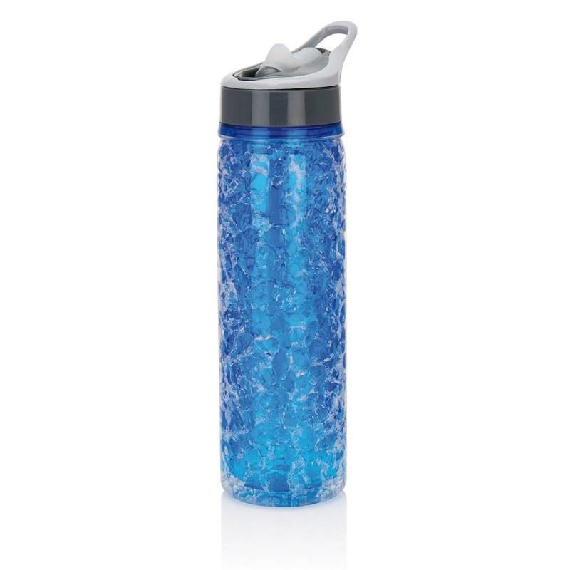 Frost sportfles, blauw