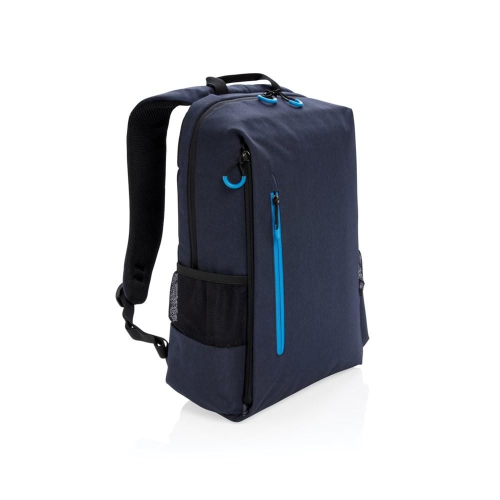 Lima 15 laptop rugzak met RFID & USB, zwart