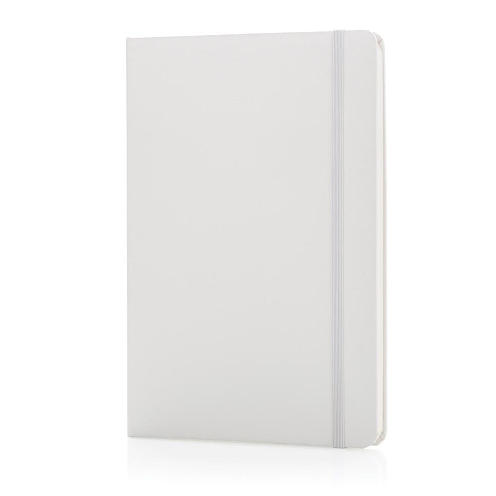 A5 hardcover notitieboek, zwart