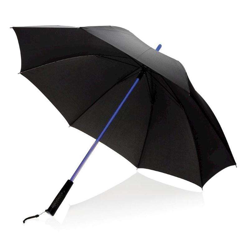 LED lichtsabel paraplu, zwart
