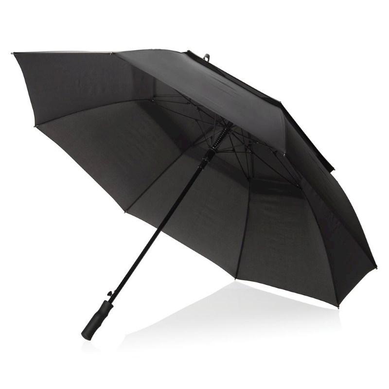 """Tornado 30"""" storm paraplu, zwart"""