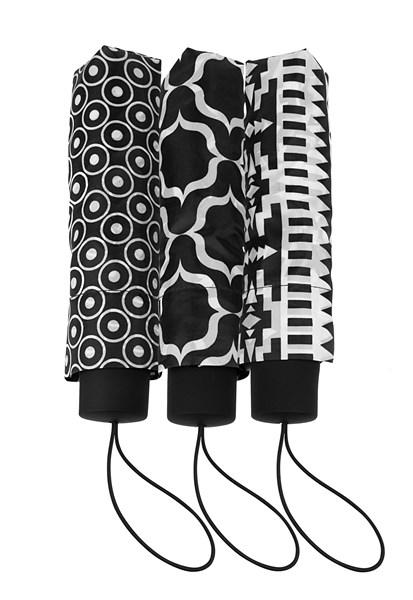 Falconetti® opvouwbare paraplu, dessin, ass