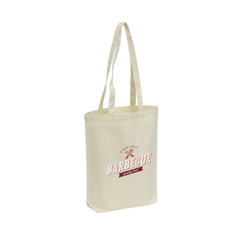 Canvas ShoppyBag lange hengsels tas