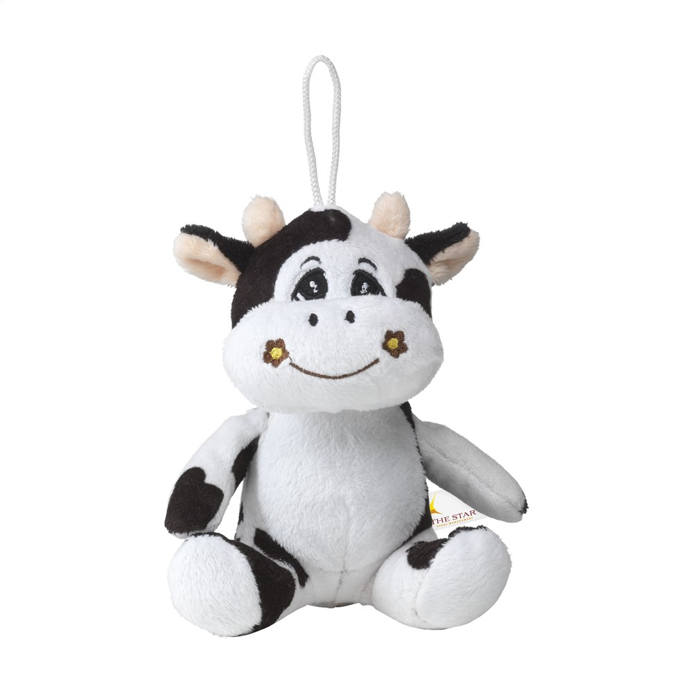 Animal Friend Cow knuffel
