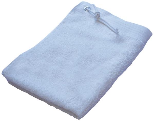 Beaulise Premium Handdoek 50x100cm Kleur wit