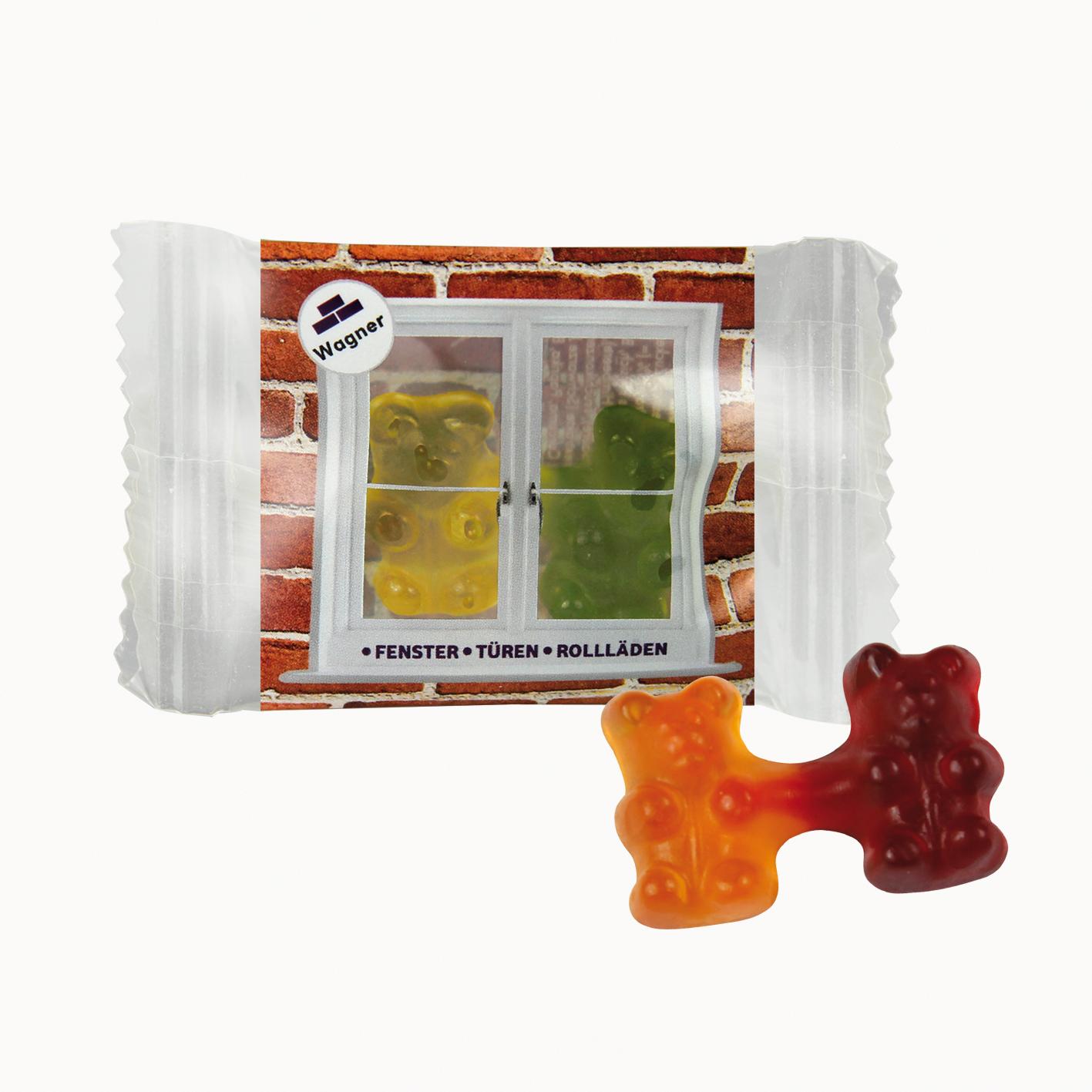 Team jelly bears, 3-colour