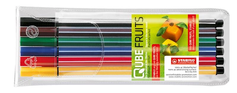 Schrijfset fineliner STABILO Pen 68