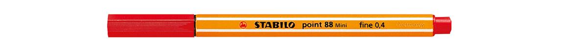 Kleurenfineliner STABILO point 88 Mini