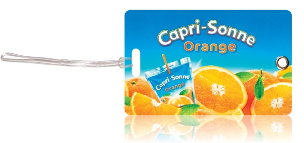 Kofferlabels CapriSonne