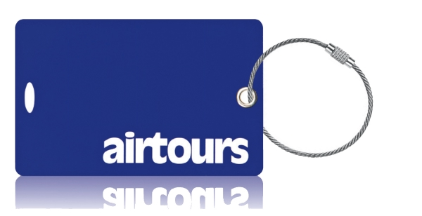 Kofferlabels Airtours