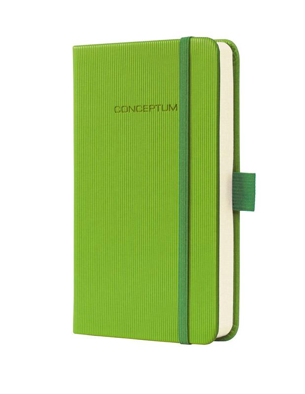 Notebook CONCEPTUM® design, Paradise Green, Hardco