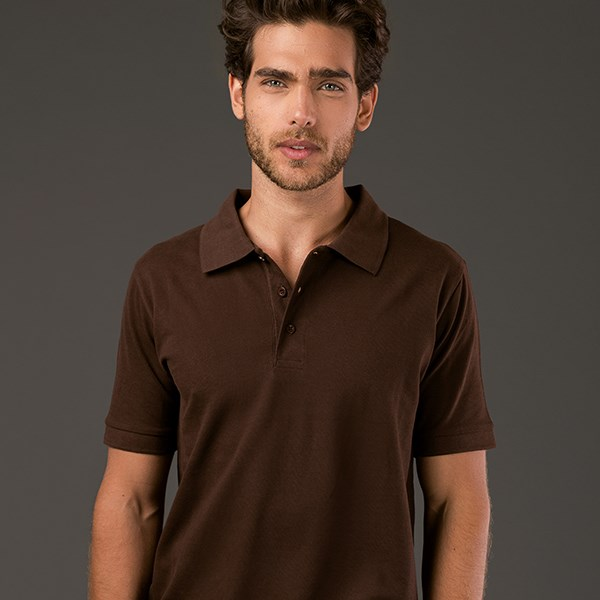 ADAM ADAM Polo t-shirt voor mannen